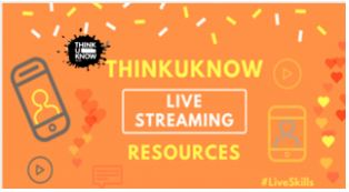 Think U Know - liveskills (Live Streaming resources)